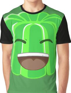 Green Jelly Youtuber vlog Graphic T-Shirt
