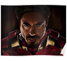 I am Iron Man Poster