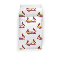 ST LOUIS CARDINALS LOGO Duvet Cover