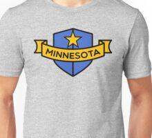 Minnesota Shield Unisex T-Shirt