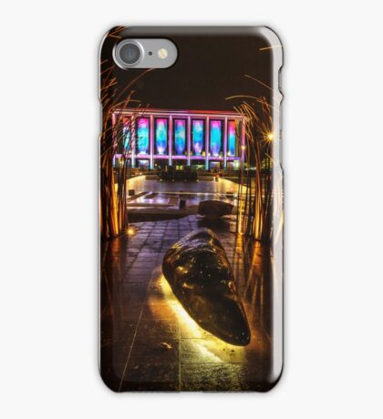 Library Gathering iPhone Case/Skin