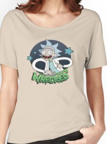 Rick And Morty Wrecked Women's Relaxed Fit T-Shirt