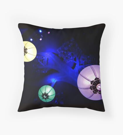 Decor' of the Future Throw Pillow