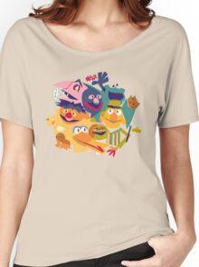Sesame Street Women's Relaxed Fit T-Shirt