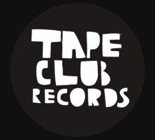 Tape Club Records Kids Tee
