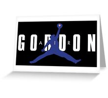 Air Gordon - Aaron Gordon Greeting Card