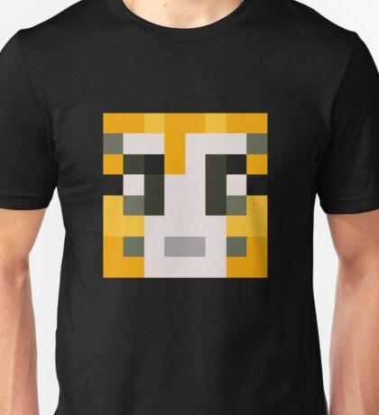 StampyLonghead Square Pixel  Unisex T-Shirt