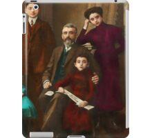 Americana - The Savatsky family iPad Case/Skin