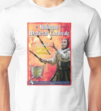 Balingup Medieval Carnival 2014 Unisex T-Shirt
