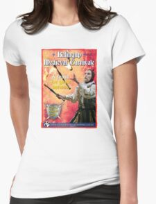 Balingup Medieval Carnival 2014 Womens Fitted T-Shirt