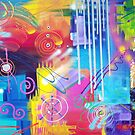 Vivid Thoughts 2 by Laura Barbosa