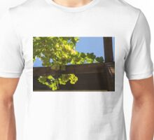 Overhead Grape Harvest - Summertime Dreaming of Fine Wines Unisex T-Shirt
