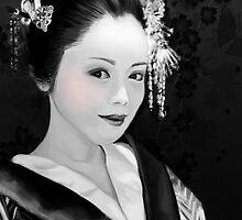 Blossom Geisha  by Nightfrost4