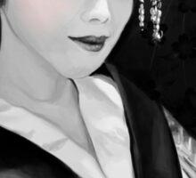 Blossom Geisha  Sticker