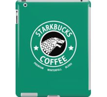 Game of Thrones Starbucks Coffee iPad Case/Skin