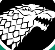 Game of Thrones Starbucks Coffee Sticker