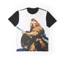 Gold knight v2 Graphic T-Shirt