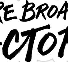 Future Broadway Actor Sticker