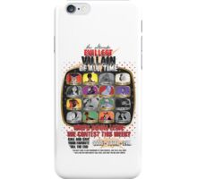 The Evillest Villain iPhone Case/Skin