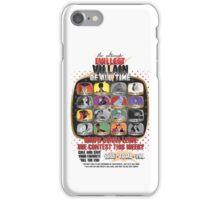 The Evillest Villain iPhone Case/Skin