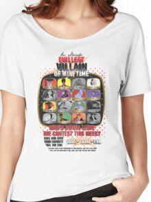 The Evillest Villain Women's Relaxed Fit T-Shirt