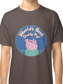 daddy pig Classic T-Shirt