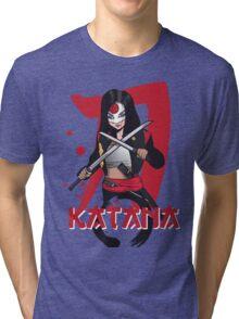Katana Tri-blend T-Shirt
