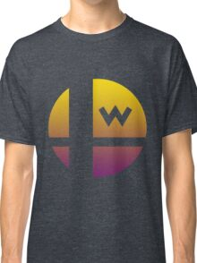 Super Smash Bros - Wario Classic T-Shirt