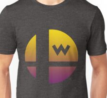 Super Smash Bros - Wario Unisex T-Shirt