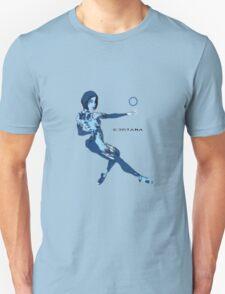 Cortana meet Cortana Unisex T-Shirt
