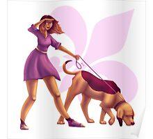 Alya: Miraculous Dog Walker Poster