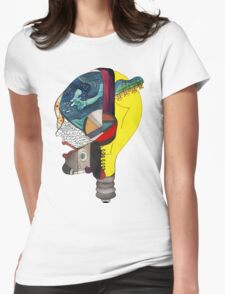 Audiophile Womens Fitted T-Shirt