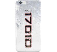Team 1701D iPhone Case/Skin