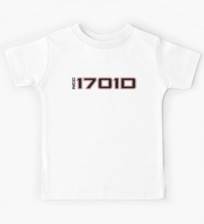 Team 1701D Kids Tee