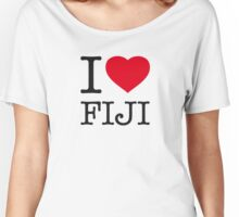 I ♥ FIJI Women's Relaxed Fit T-Shirt