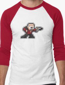8-Bit STNG Capt Men's Baseball ¾ T-Shirt