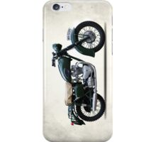 The Great Escape Motorcycle iPhone Case/Skin