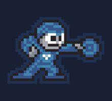 8-Bit Grid Warrior T-Shirt