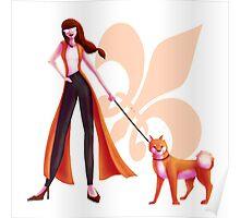 Lila: Miraculous Dog Walker Poster