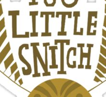 Little Snitch Sticker