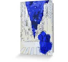 Tokyo Landscape (Call Me) Greeting Card