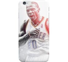 russell iPhone Case/Skin