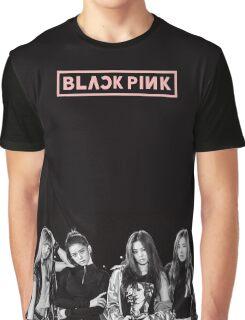 black pink 6 Graphic T-Shirt