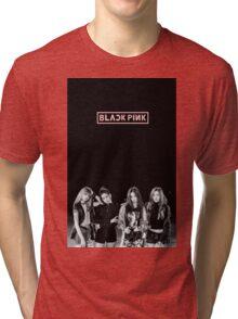 black pink 6 Tri-blend T-Shirt
