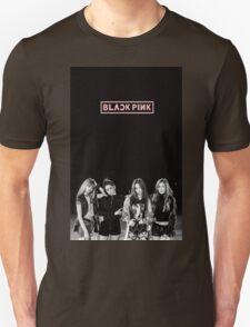 black pink 6 Unisex T-Shirt