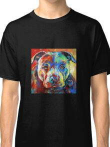 Stafforshire Bull Terrier Classic T-Shirt