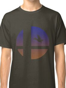 Super Smash Bros - Duck Hunt Duo Classic T-Shirt