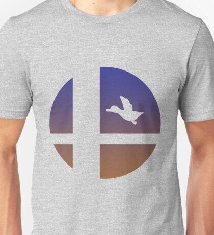 Super Smash Bros - Duck Hunt Duo Unisex T-Shirt