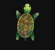 Painted Watercolor Turtle Unisex T-Shirt
