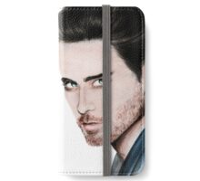 leto iPhone Wallet/Case/Skin